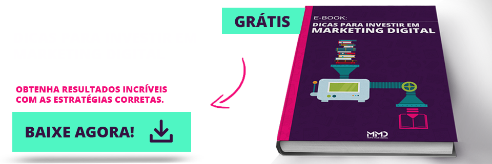 eBook: Dicas para investir em Marketing Digital