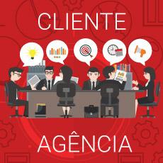 Quais são os papéis do cliente e da agência de marketing digital?
