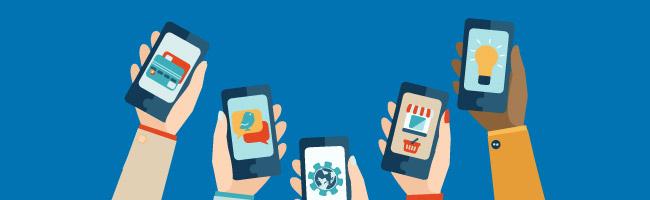 94% dos usuários usam o celular para acessar a internet